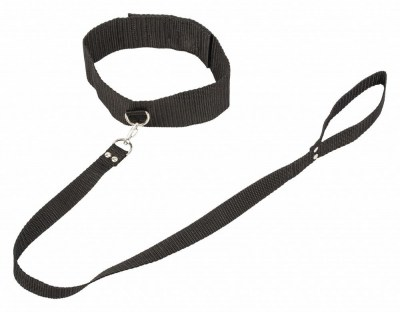 Ошейник Bondage Collection Collar and Leash