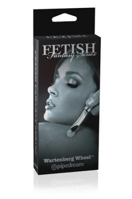 Игольчатое колесико Wartenberg Wheel из металла