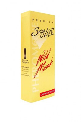 Духи Sexy Life Wild Musk женские № 9 Aoud Vanille, Montale, 10 мл.
